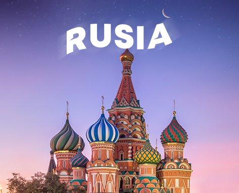 circuitos Rusia